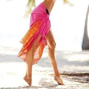 Victoria's Secret Sexy Swim Beach Cover-up Wrap